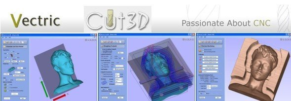 Vectric Cut3D CNC