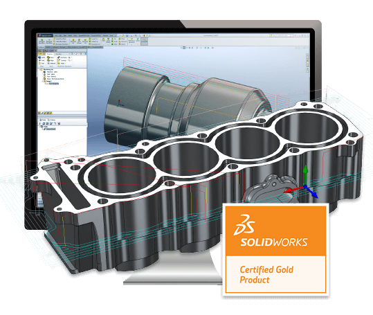 VisualCAM Standard for SolidWorks