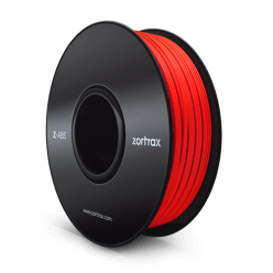 Zortrax Z-ABS 175mm 800g Red