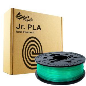 XYZprinting DaVinci Junior Mini PLA 600g Clear Green