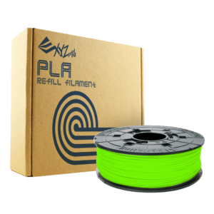 XYZprinting DaVinci Junior Mini PLA 600g Neon Green
