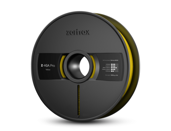 Zortrax Z-ASA Pro for M300 175mm 2kg Yellow