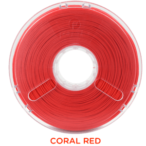 Polymaker PolySmooth Coral Red